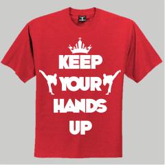 $25 Men's Hands Up